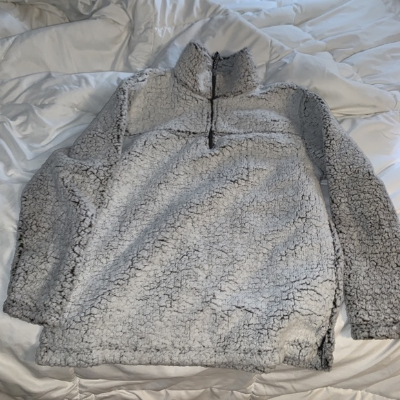 very soft pullover